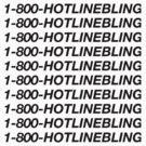 1 800 HOTLINE BLING by roderick882