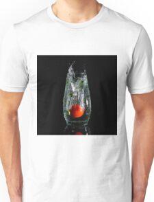 A Splash of Tomato Unisex T-Shirt
