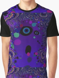 My Mind is Going. I Can Feel It. - Psychedelic Visionary Art Graphic T-Shirt