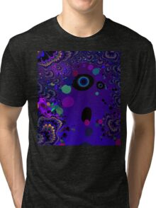 My Mind is Going. I Can Feel It. - Psychedelic Visionary Art Tri-blend T-Shirt