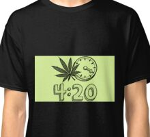 4/20 IS COMING! Classic T-Shirt