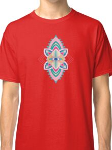 Tribal Eye Motif Classic T-Shirt