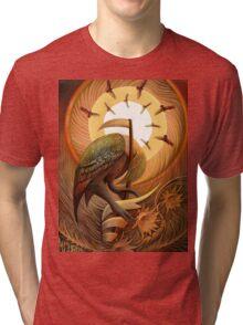 Vultures Tri-blend T-Shirt