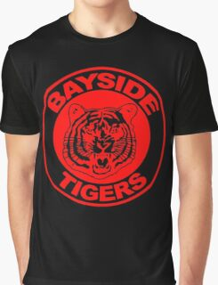 Bayside Tigers Graphic T-Shirt