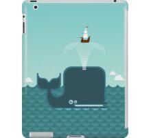 Whale, whale, whale iPad Case/Skin