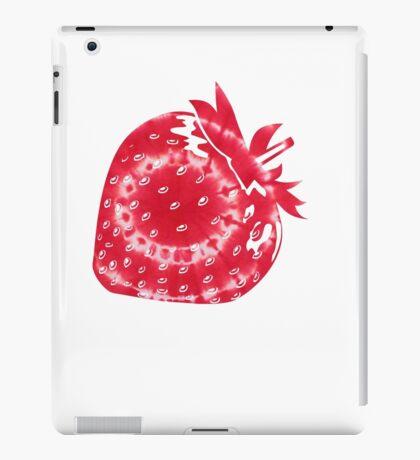 Tie Dye Strawberry iPad Case/Skin