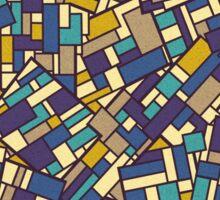 Pastel Tiles Sticker