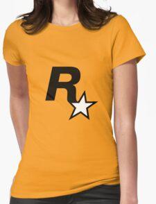 Rockstar Womens Fitted T-Shirt
