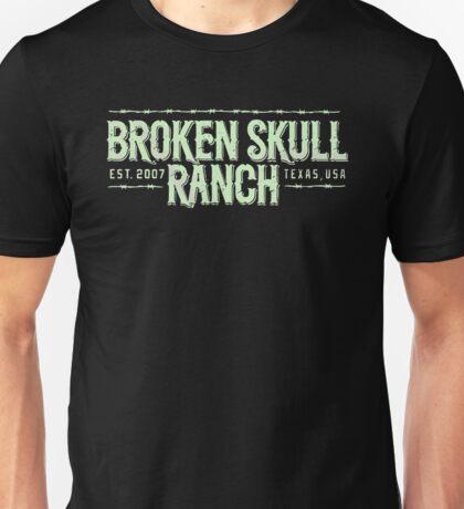 Broken Skull Ranch Unisex T-Shirt
