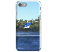 Water bomber iPhone Case/Skin