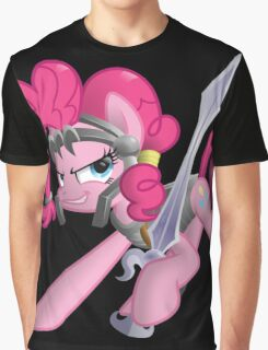 Pinkie Pie Ready for Battle Graphic T-Shirt