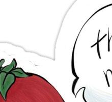tomatoe tom Sticker