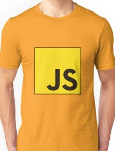 JavaScript Unisex T-Shirt