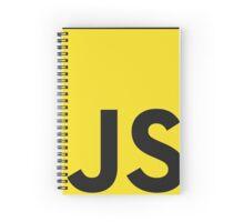 JavaScript Spiral Notebook