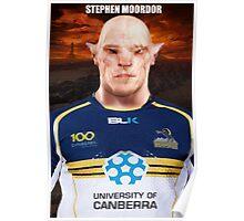 Stephen Moordor Poster