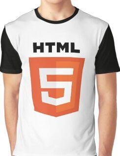 HTML5 Graphic T-Shirt