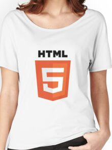 HTML5 Women's Relaxed Fit T-Shirt