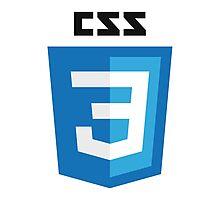 CSS3 Photographic Print