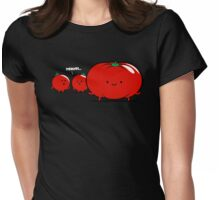 Cherry Complex Womens Fitted T-Shirt