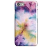 Floral Summer Sunprint Painting iPhone Case/Skin