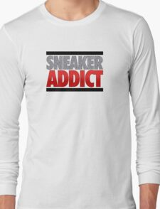Sneaker Addict - Speckled 2 Long Sleeve T-Shirt