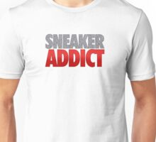 Sneaker Addict - Speckled Unisex T-Shirt