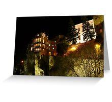 Cuenca - Casas colgadas Greeting Card
