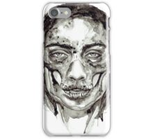 Skull Girl - Decay iPhone Case/Skin