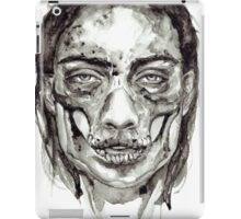 Skull Girl - Decay iPad Case/Skin