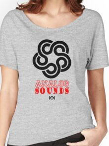 Analog Sounds Women's Relaxed Fit T-Shirt
