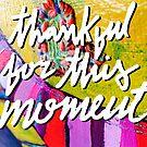 Gratitude by ART PRINTS ONLINE         by artist SARA  CATENA