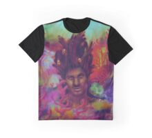 Fish In My Hair Graphic T-Shirt