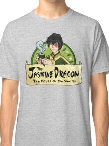 The Jasmine Dragon Tea House - With Prince Zuko Classic T-Shirt