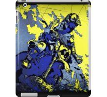 Motocross Dirt-Bike Championship Racer iPad Case/Skin