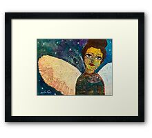 Celestial Angel Framed Print