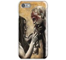 Octavia and Lincoln iPhone Case/Skin