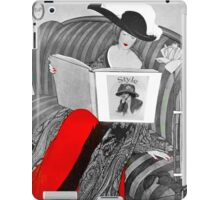 Nouveau Style Revamped iPad Case/Skin