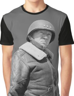 General Patton Graphic T-Shirt
