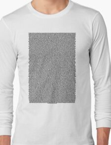 Real Bee Movie Script White Long Sleeve T-Shirt