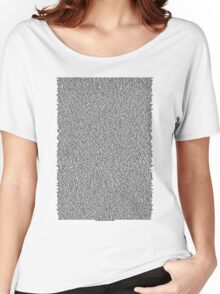 Real Bee Movie Script White Women's Relaxed Fit T-Shirt