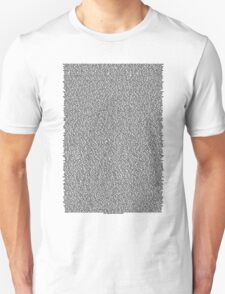 Real Bee Movie Script White Unisex T-Shirt