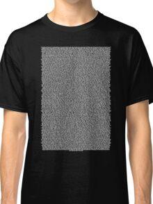Real Bee Movie Script Black Classic T-Shirt