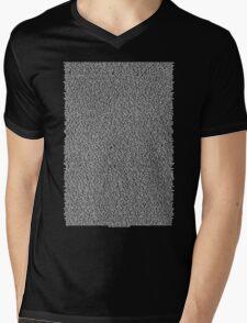Real Bee Movie Script Black Mens V-Neck T-Shirt