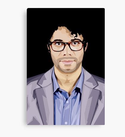 Ayoade Canvas Print