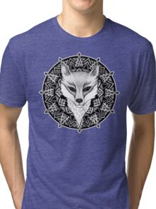Kitsune Tri-blend T-Shirt