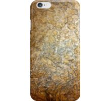 Cave Rock Wall Pattern iPhone Case/Skin