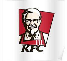 KFC Logo Poster