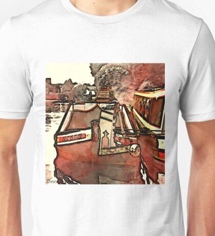 Narrow Boat Ilford Unisex T-Shirt