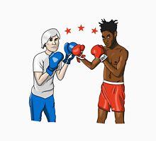 Warhol vs Basquiat Unisex T-Shirt