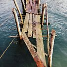 Abandonded Pier by visualspectrum
